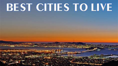 Best Live Top 10 Best Cities To Live In The Usa 2017