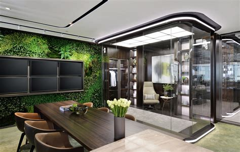 green office interior design sbid interior design project of the week shanghai