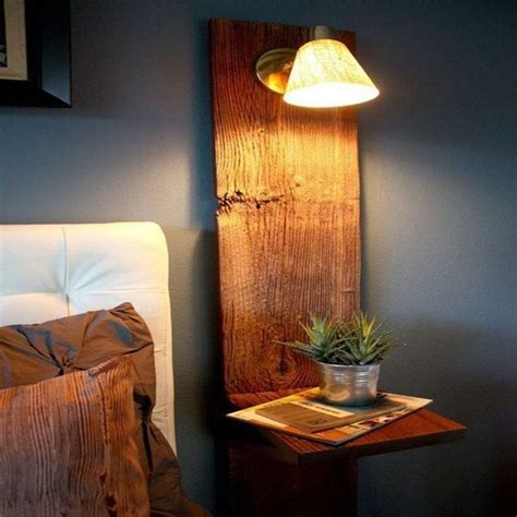 Wall Mounted Nightstand Diy by Wall Mounted Bedside Shelves Images About Seans Bedroom