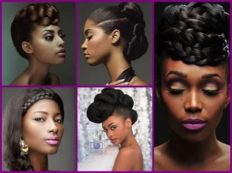 Updos Hairstyles Black Hair by Top 20 Trendy Updo Hairstyles For Black