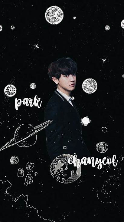 Chanyeol Park Exo Aesthetic Collage Kyungsoo Mobile