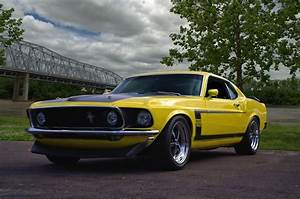1969 Mustang Boss 302 Photograph by Tim McCullough