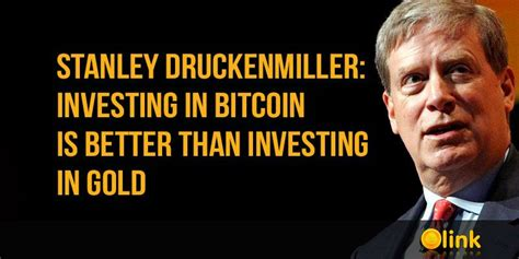   we use high speed trading algorithms to predict market movement. Stanley Druckenmiller: investing in Bitcoin is ...   ICOLINK