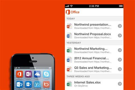 Office 365 On Iphone by Office Voor Iphone Volgende Week Eindelijk Beschikbaar Pcm