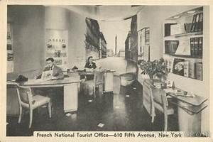 French National Tourist Office 610 Fifth Avenue New York