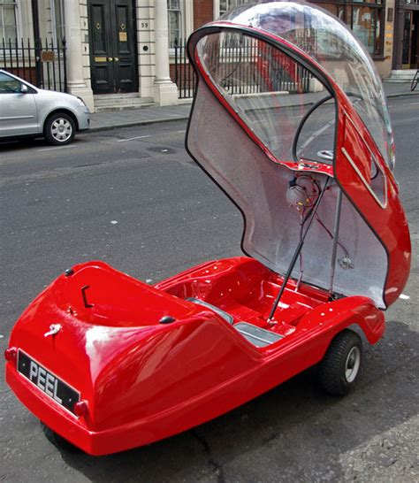 Peel Electric Mini-Cars