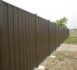 Aluminum Privacy Fence Panels