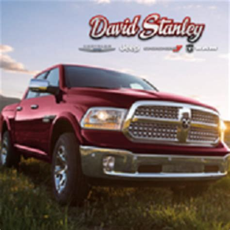 David Chrysler Jeep by David Stanley Chrysler Jeep Dodge Ram Fiat Midwest City