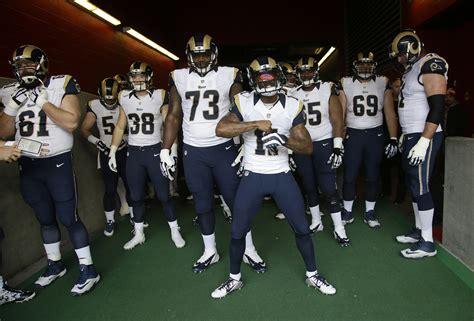 The Rams Kick Off Their Los Angeles Football Season ...