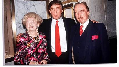 Trump Donald Trumps Mother Fred Father Mothers