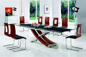 how to choose a glass dining table dining table glass With choosing glass dining room tables for small space
