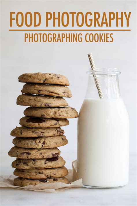 food photography styling  photographing cookies food