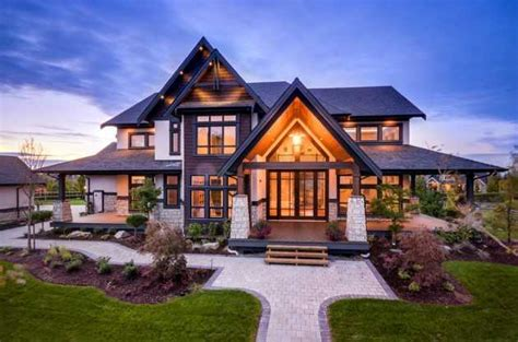 wicked transitional exterior designs  homes youll love