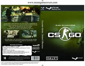 Steam Game Covers: Counter-Strike: Global Offensive Box Art
