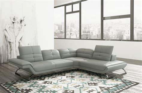 canape d angle cuir gris canapé d 39 angle en 100 tout cuir italien 5 places moderni