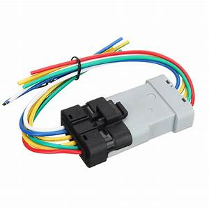 Window Module Wiring Stepper Motor Cable Plug For Renault