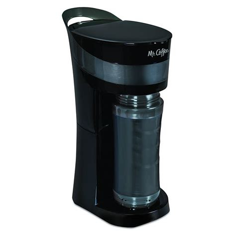 Learn how to make the best cold brew iced coffee at home with our top tested cold brew picks. Mr. Coffee Pour! Brew! Go! Personal Grounds Coffee Maker with Travel Mug, Black | eBay