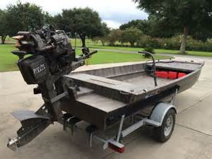 Gator Tail Boats Dealers by 2012 Gator Tail 1754 Extreme Duck Boat For Sale In Houma