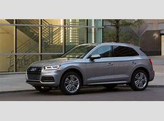 2018 Audi Q5SQ5 Vehicles on Display Chicago Auto Show
