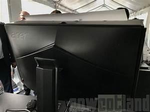 écran G Sync : acer pr sente le predator x27 un cran 4k hdr g sync 144 hz ecrans moniteurs ~ Medecine-chirurgie-esthetiques.com Avis de Voitures