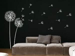 Wandtattoo Pusteblume Weiß : wandtattoo pusteblume wei prinsenvanderaa ~ Frokenaadalensverden.com Haus und Dekorationen