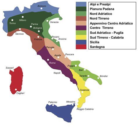 La mappa delle regioni italiane sulle dimensioni del pene - today