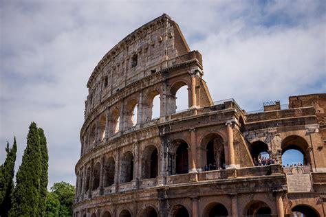 colosseum rome picography free photo