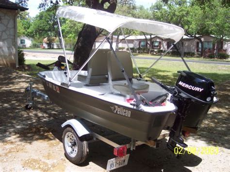 10 Ft Pelican Boat by Used Boats For Sale Oodle Marketplace