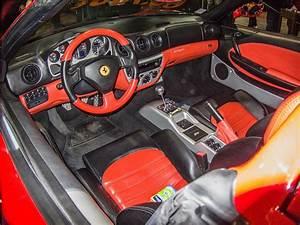 Innenraum Auto Verschönern : ferrari f 360 innenraum fotografiert am auf ~ Jslefanu.com Haus und Dekorationen