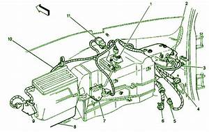 99 Chevrolet Suburban Under The Dash Fuse Box Diagram