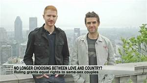 A year after DOMA: Choosing both love and country - CNN.com