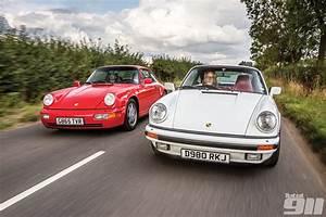 Porsche 911 3 2 : porsche 911 3 2 carrera vs porsche 964 carrera 2 total 911 ~ Medecine-chirurgie-esthetiques.com Avis de Voitures