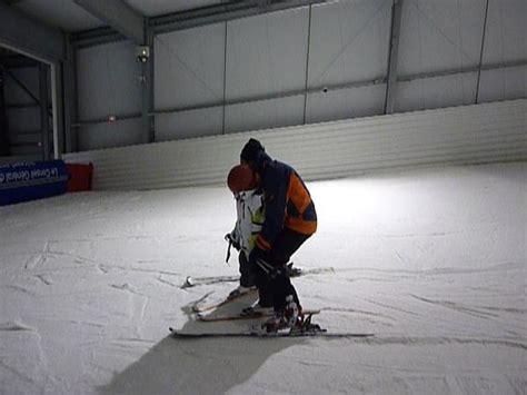 ski en salle moniteur de ski en salle initiation ski en salle apprendre ski
