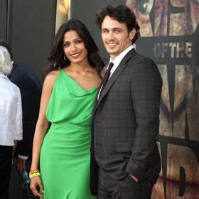 Freida Pinto And James Franco Go 'Apes' - uInterview