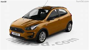 Ford Ka Active : ford ka plus active freestyle hatchback 2019 3d model by youtube ~ Melissatoandfro.com Idées de Décoration