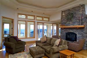 Living Room Empty Corner Ideas by Decorating Ideas For Big Houses Helping You Make The