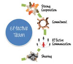 Project Teams Working Together