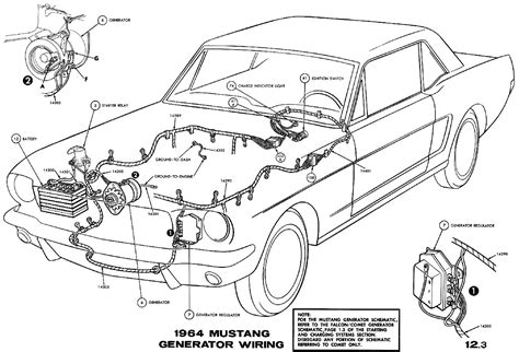 Ford Mustang Ignition Wiring Diagrams Auto Electrical