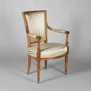Cabriolet Fauteuil : deux paires de fauteuils cabriolet en h tre epoque ~ Melissatoandfro.com Idées de Décoration