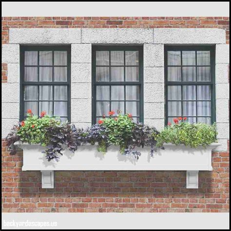 Planters Awesome Home Depot Window Box Home Depot Window