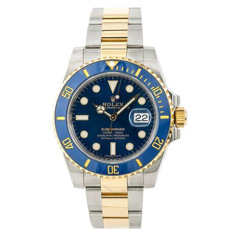 Rolex Pre-owned Rolex Submariner Automatic Chronometer ...