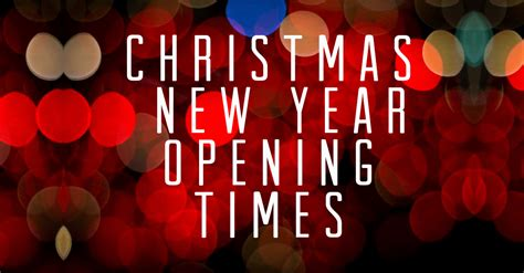Christmas Opening Times Fringe Benefits Salon In Gloucester