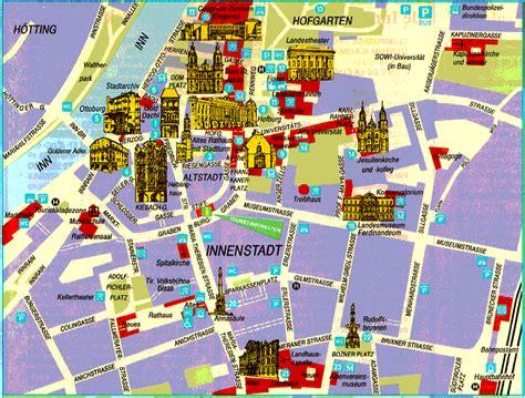 karte von innsbruck stadtplan innsbruck