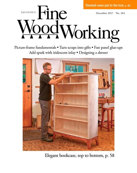 calameo fine woodworking  preview