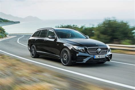 Mercedes-Benz E Class Sedan & Station Wagon Get the 'AMG ...