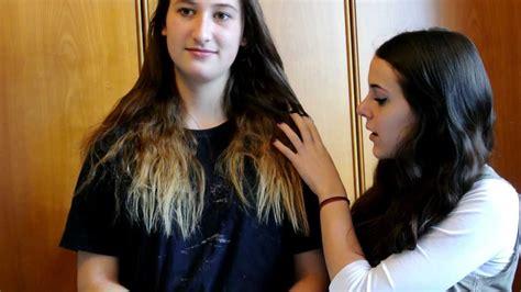 Shatush /ombre Hair Tutorial Italiano