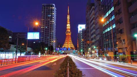 Lovely Tokyo wallpaper | 1366x768 | #21621
