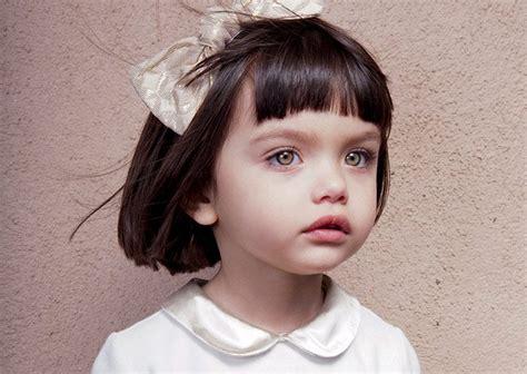 25+ Best Ideas About Little Girl Bangs On Pinterest