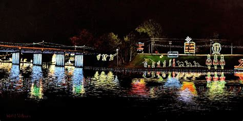 natchitoches light festival by mudcat77 on