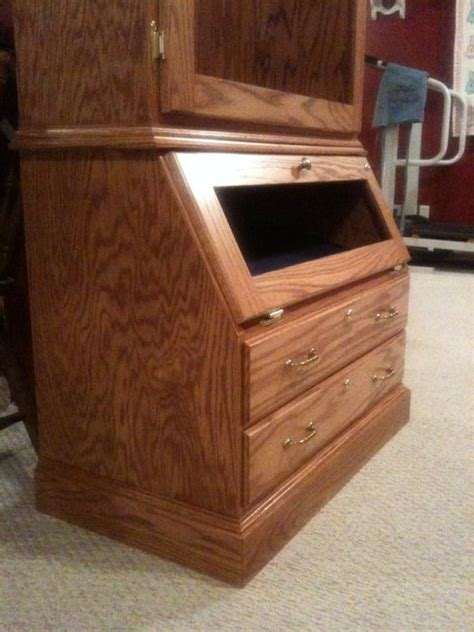 gun cabinet  randy sharp  lumberjockscom